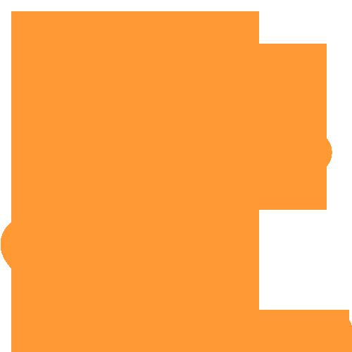 A gavel icon