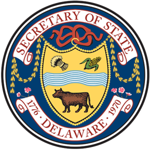 Delaware Secretary of State Seal
